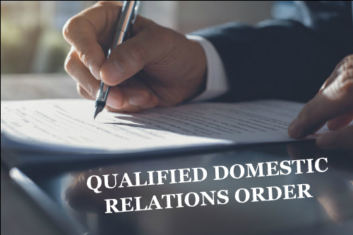 Qualified-Domestic-Relations-Order